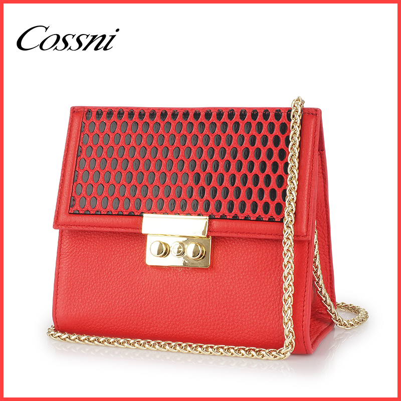 special Wholesale Crossbody Women Leather Handbag High Quality Women Messenger