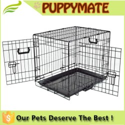 "24"" 30"" 36"" 42"" 48"" Folding Dog Crate, Folding Dog Cage, pet Dog House"