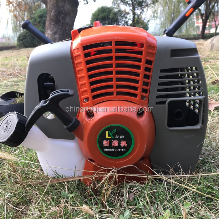 High performance 52cc grass trimmer gasoline brushcutters