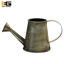 Small Antique Copper Flower Pots Watering Kettle