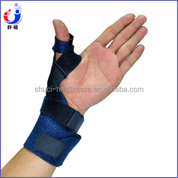 Neoprene Thumb Finger Wraps Thumb Finger Support Sports Equipment Thumb Finger