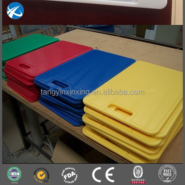 food grade flexible cutting mat/FDA Approved mould pressing uhmwpe kitchen cutting mat