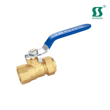 self closing ball valve water brass chinese wholesale suppliers