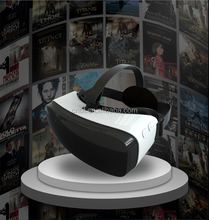2017 new product your personal online 3D VR theater with remote control home theater 3D VR glasses