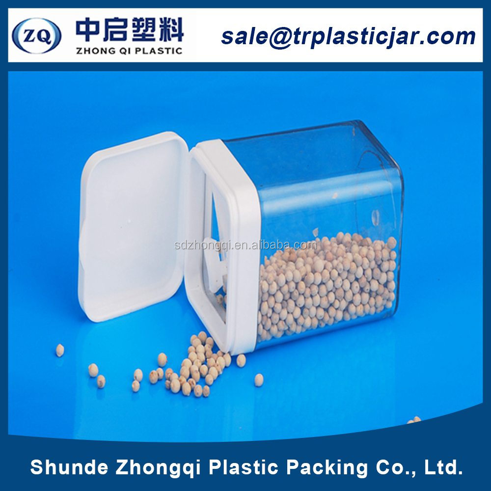 Specializing in the production 55*55*85cm rectangle PS plastic box,55*55*85cm rectangle sealable plastic bottle