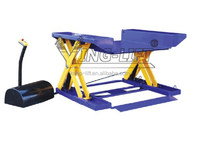 Super Low Electric Hydraulic Scissor Lift Table