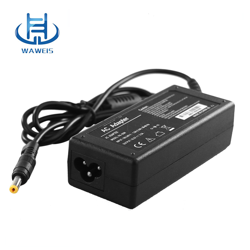 Power adapter for hp laptop 65w dubai used laptops 4.8*1.7mm connector