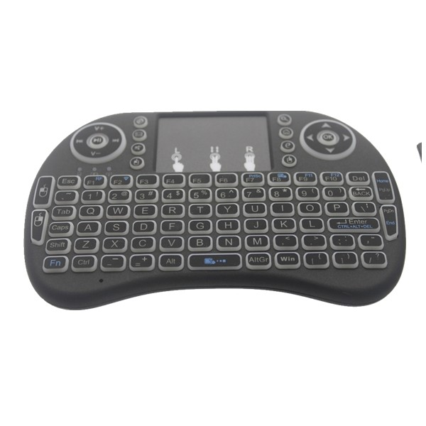 mini wireless keyboard for hisense smart tv