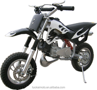 49cc gasoline pit bike for kids/50cc mini cross bike with easy pull starter (TKD50-006)