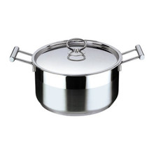 New Style Soup Pot Stockpot Stainless Steel Milk Boiling Pot 8.5L