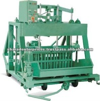 Hydraform interlocking block making machine
