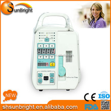 2015 hot sales electric portable medical elastomeric infusion pump