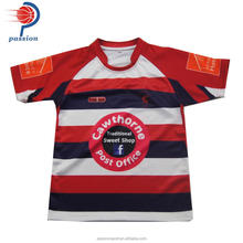 Lowest Factory Price Adult Team Sublimated Custom Design Rugby Shirts