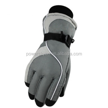 New 2014 Women and Men Outdoor Skiing Gloves Waterproof Snowboarding Ski Glove