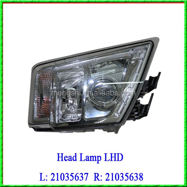 Car Led Headlamp for RHD Volvo FH FM 21323106 21323108