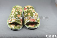 Customized fancy hot selling women slippers