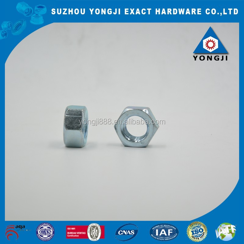 ROHS Follow Hex Thin Nut Apply for IT Industry Automobile etc.