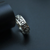 Alibaba silver jewelry men ring with High quality and special style