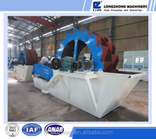 Sand washing and dewatering equipment machine for various ores export to Sri Lanka