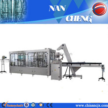 Full automatic carbonated soft drinks production machine