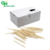Perfect quality personalized bamboo toothpicks