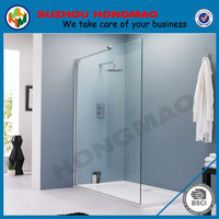 Vetro Wet Room 1000mm Glass Shower Screen
