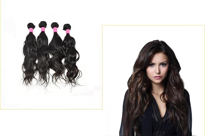 100 Natural Virgin Asian Hair Weave Modern Way Hair Extension