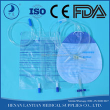 Surgical Supplies Disposable Body Fluid Drainage Bag,External Drainage Bag