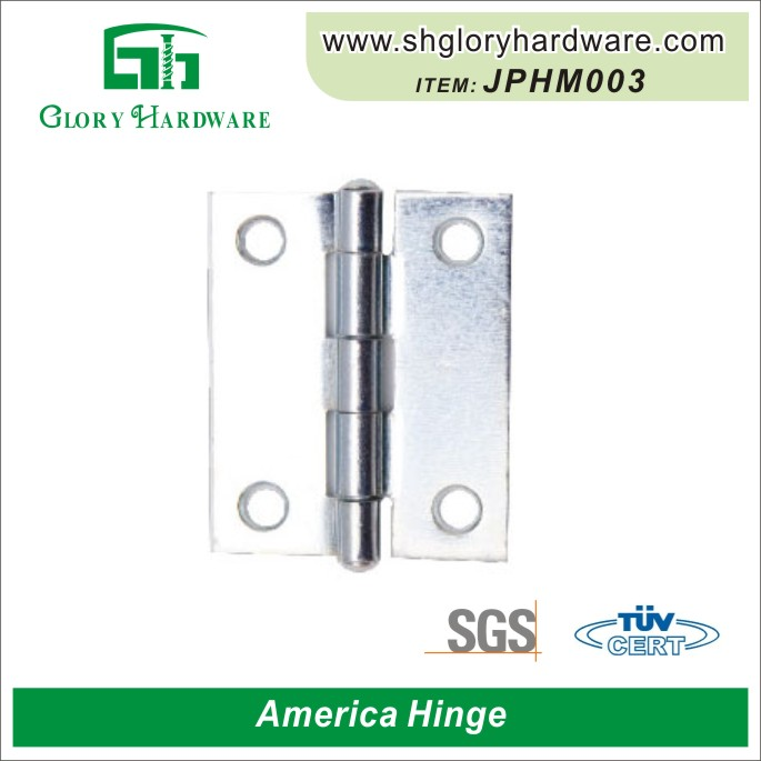 JPHM003 OEM China custom Heavy Duty Stainless Steel Hinges