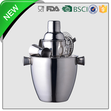 stainless steel milk can with locking lid