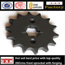 motorcycle small sprockets,kana roller chain,cg125 motorcycle rear sprocket
