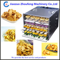 10 layers dehydrated jack fruit machine for home use / stainless steel dried mango/ dried pineapple machine