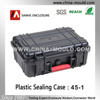 plastic equipment case with handle for equipment abs abs high quality plastic waterproof tool case for computer