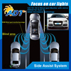 Anti-collision device for car BSD microwave 24GHZ vehicle blind spot detection Safety Warning Sensor Kit