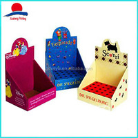 High Quality Colorful Pen Display Box