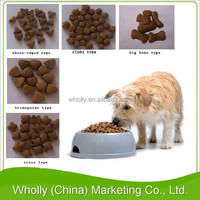 Pets favorite food! High quality, durable dog food machine
