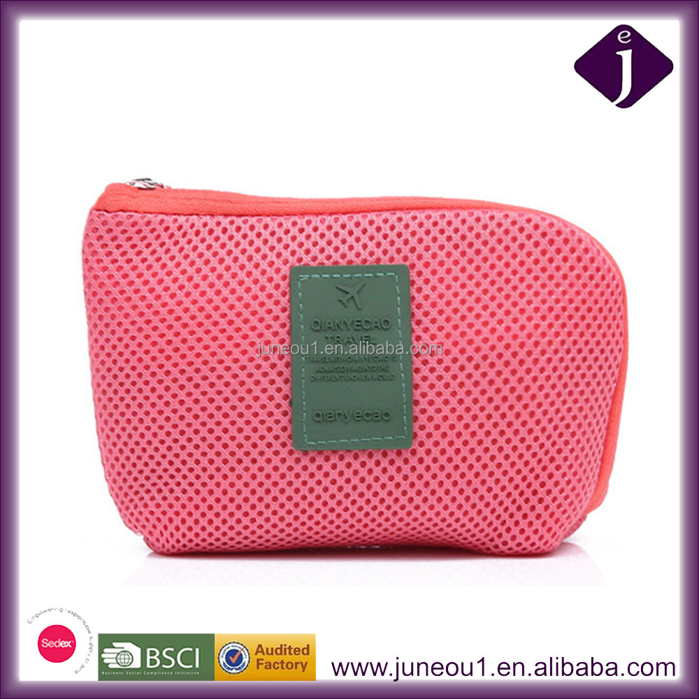 2017 mini Travel Cosmetic Storage Bag,Digital electronic products data line mobile power Storage Bag