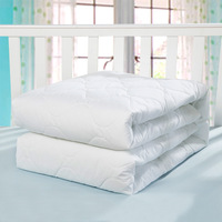Premium Waterproof TPU Laminated Fabric Pongee Quilted Mattress Protector/Bed Sheet