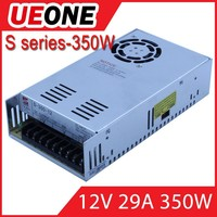 ueone ce approved s-350-12 switching mode power supply 12v 350w LED power supply