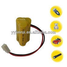 hearing aid batteries Rechargeable battery AAA 300mAh 3.6V