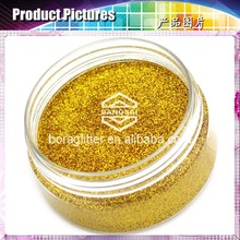 butterfly multicolor glitter powder for shoes printing