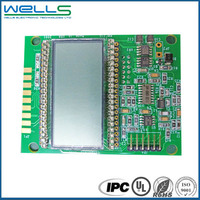 Fr4 Single Sided Pcb/electronic manufacturers/fiber cement siding board