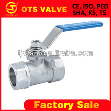 QV-SY-315 brass or stainless steel gas ball valve