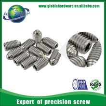 archimedes hollow headless screw