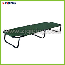 Outdoor leisure folding army bed/camping bed HQ-8002A
