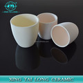99.5% Alumina Ceramic crucible industrial alumina ceramic crucible