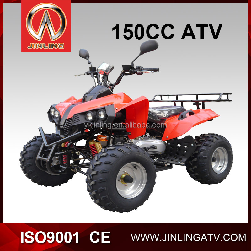 JLA-13-12 Chinese ATV brands jinling factory 4 wheeler atv for adults