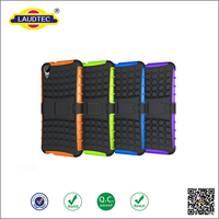 Shockproof Armor Tablet Hybrid Combo Armor Case for HTC Desire626