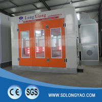 LY-8100 car paint spraying booth