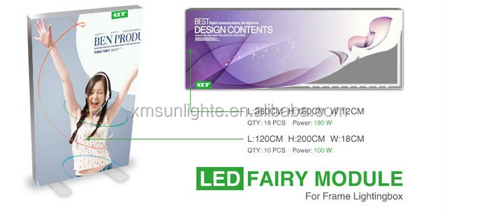 UL, ETL CE Fast Moving Products High Power CREE LED Modul 10W for LED Light Box (SL-BL005-100)